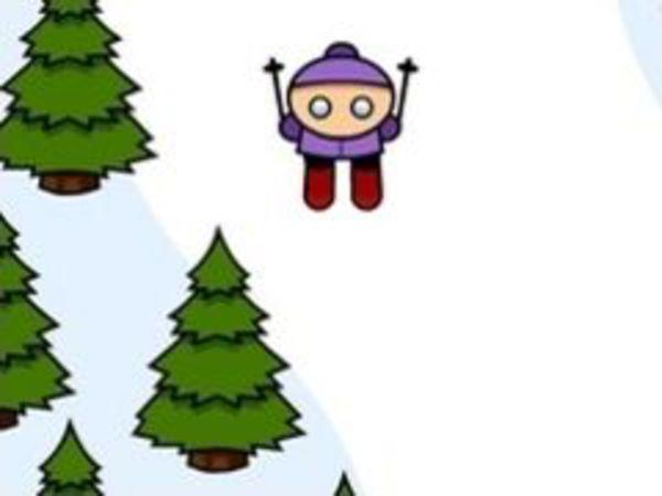 Bild zu Geschick-Spiel Snow Big Deal