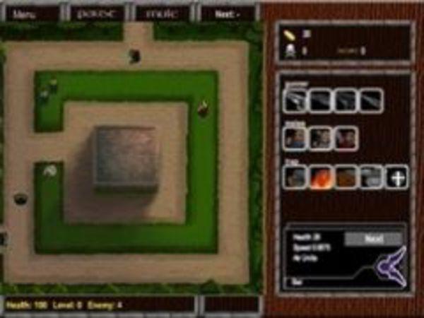 Bild zu Action-Spiel Village Defense