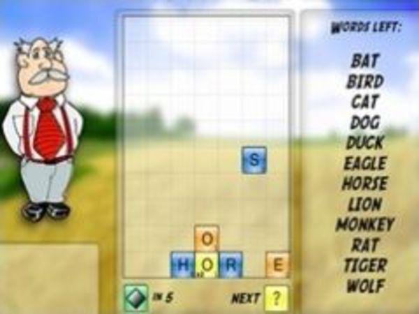Bild zu Geschick-Spiel Word Connect