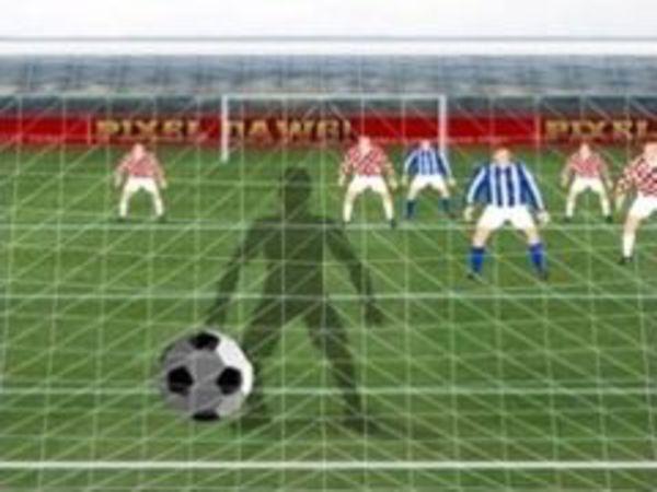Bild zu Sport-Spiel Goalkeeping Challenge