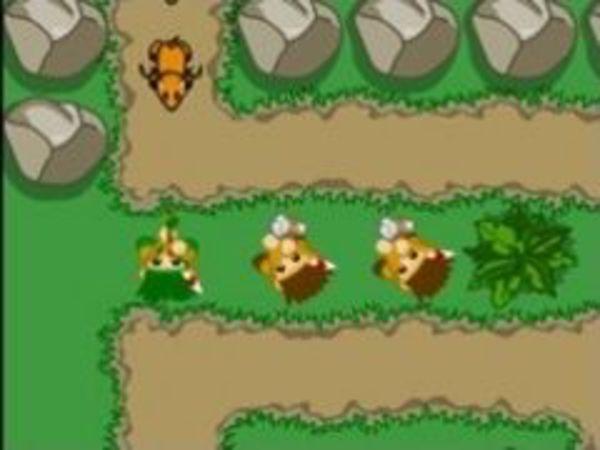 Bild zu Abenteuer-Spiel Jungle Hunt