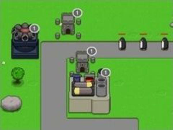 Bild zu Denken-Spiel Toytown Defense