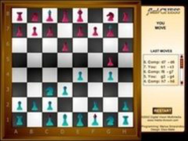 Bild zu Karten & Brett-Spiel Flash Chess