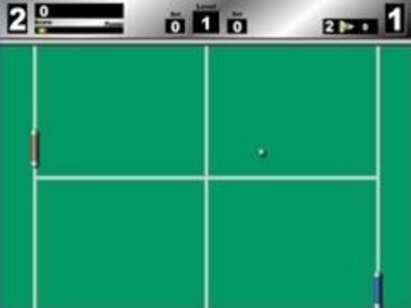 Bild zu Klassiker-Spiel Flash Pong
