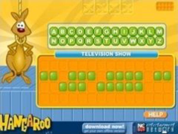 Bild zu Top-Spiel Hang a Roo