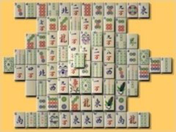 Bild zu Denken-Spiel Mahjongg 2