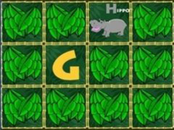 Bild zu Denken-Spiel Match the Letter