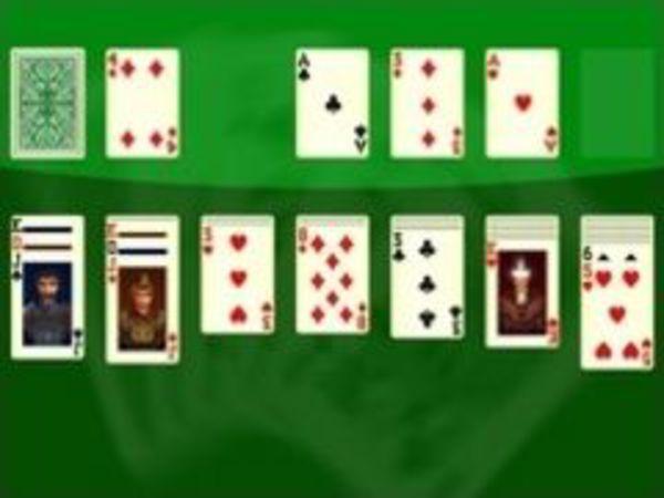 Bild zu Denken-Spiel Kings Solitaire