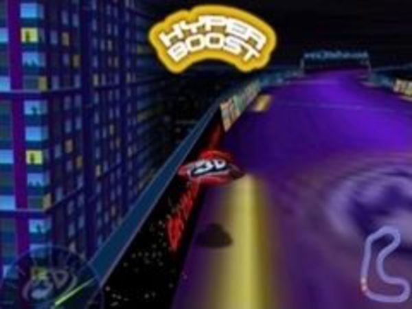 Bild zu Rennen-Spiel 3d Hyperjet Race