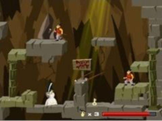 Cavern Raid
