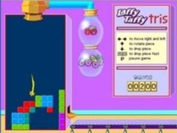Bild zu Strategie-Spiel Laffy Taffy Tris