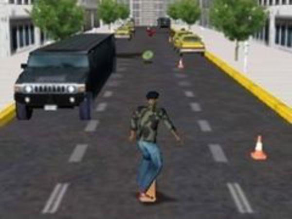 Bild zu Sport-Spiel Skatebored
