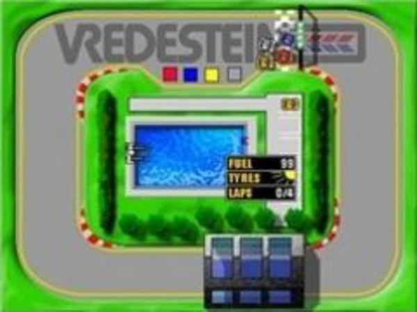 Bild zu Rennen-Spiel Vrederace