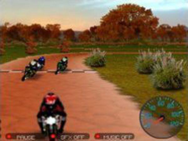Bild zu Rennen-Spiel 3D Motorcycle Racing