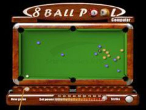 Bild zu Sport-Spiel 8 Ball Pool