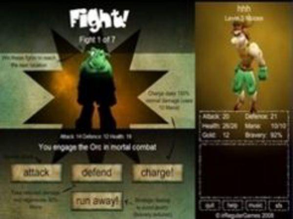 Bild zu Rollenspiele-Spiel Adventure Ho