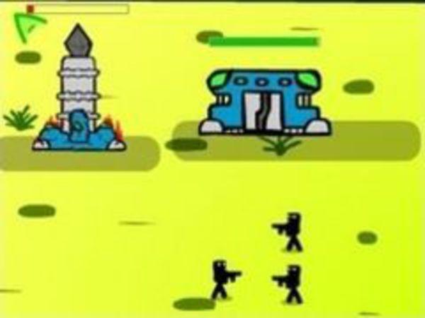 Bild zu Strategie-Spiel Aliencraft