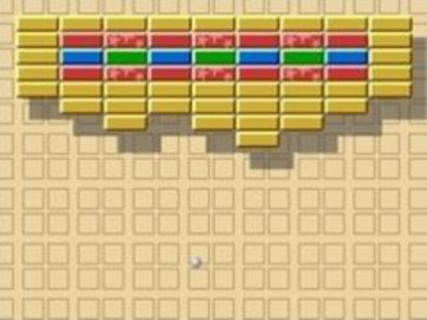 Bild zu Geschick-Spiel Arcanoid