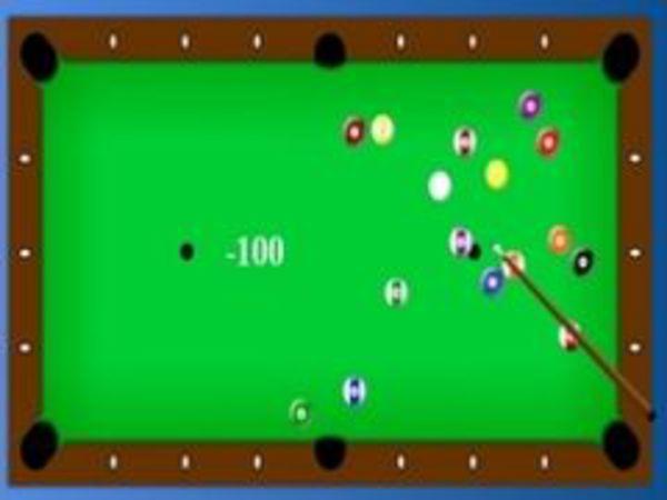 Bild zu Sport-Spiel Zforce Pool