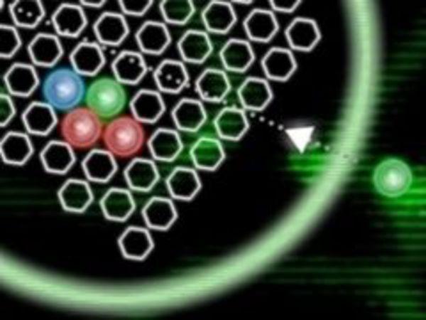Bild zu Geschick-Spiel Atomyx