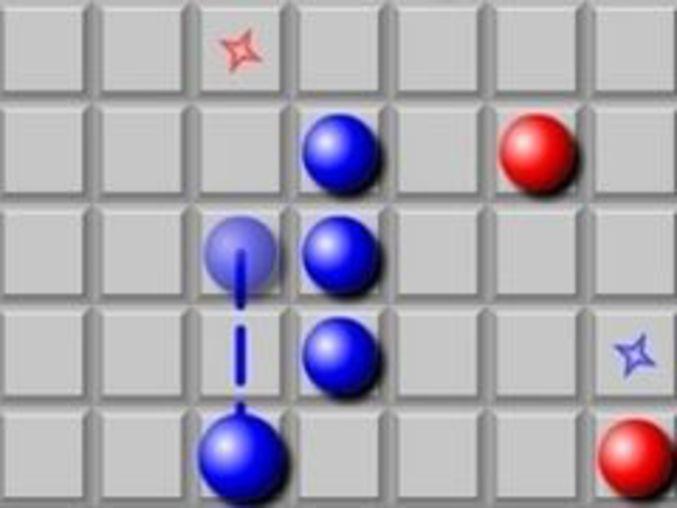 Line Spiel