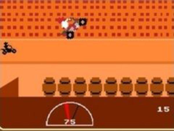 Bild zu Top-Spiel Barrel Jump