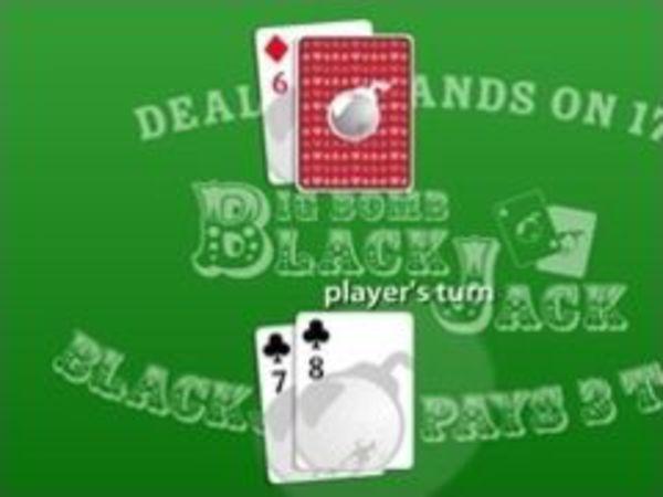 Bild zu Karten & Brett-Spiel Big Bomb Black Jack
