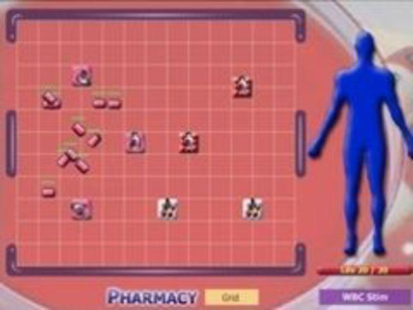 Bild zu Action-Spiel Bacteria Tower