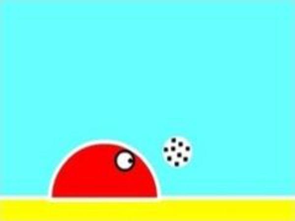 Bild zu Geschick-Spiel Bouncy Soccer