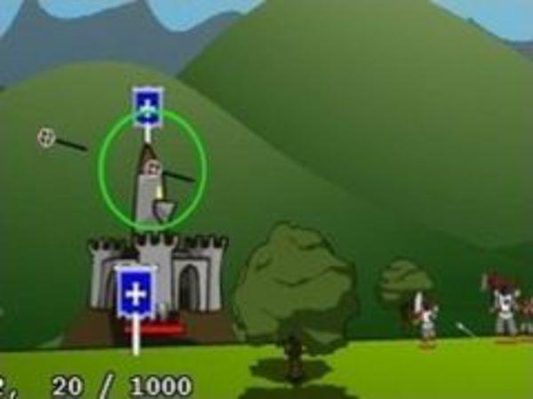 Bild zu Action-Spiel Bowmaster Prelude