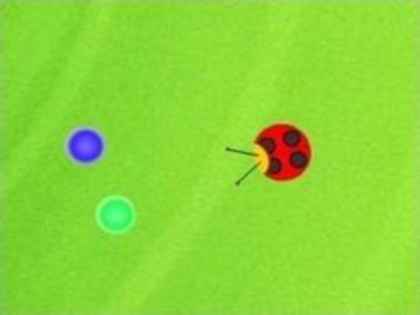 Bild zu Geschick-Spiel Buggy 1