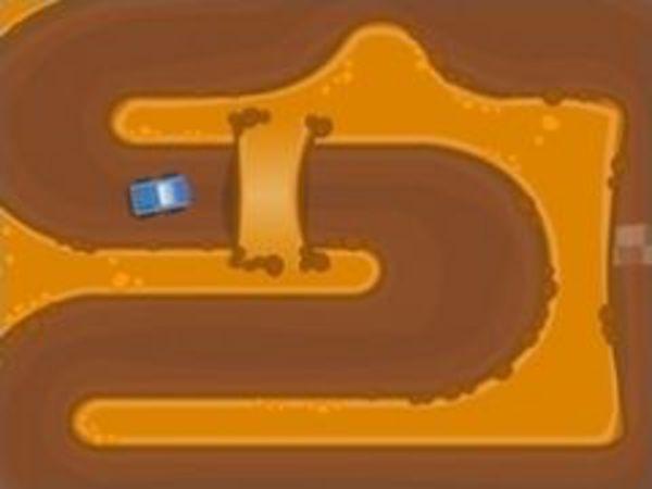 Bild zu Rennen-Spiel Canyon Racer
