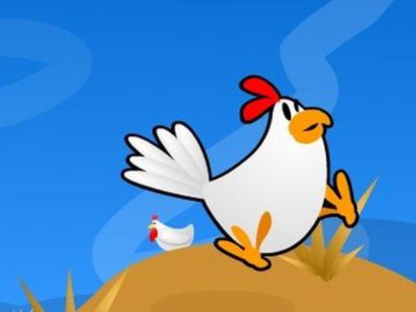 Bild zu Action-Spiel Chicken Invaders