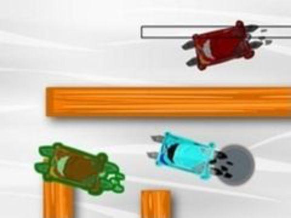 Bild zu Geschick-Spiel Christmas Colorderby