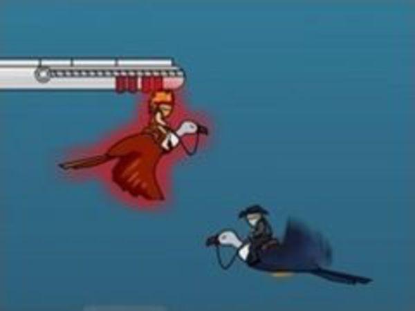 Bild zu Action-Spiel Condor Cowboys