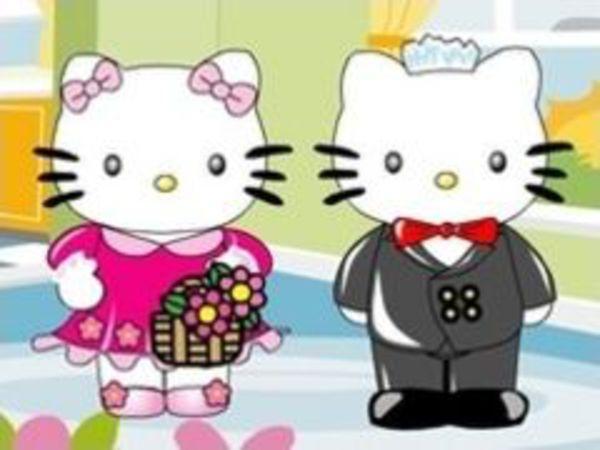 Bild zu Mädchen-Spiel Cute Cartoons
