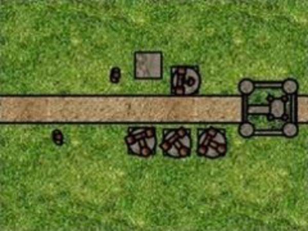 Bild zu Action-Spiel Defence