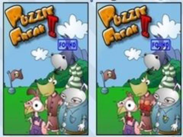 Bild zu Denken-Spiel Difference Finder