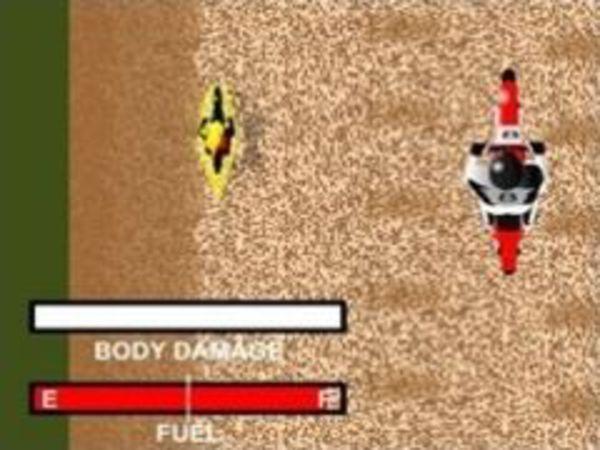 Bild zu Geschick-Spiel Dirtbike Maniac