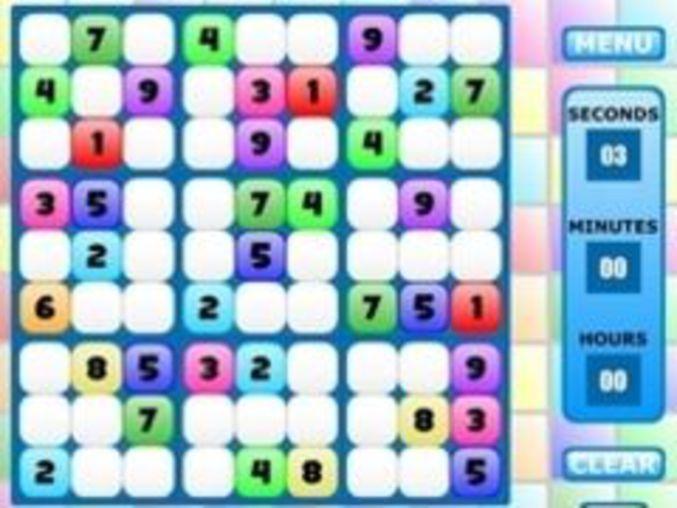 Disco Sudoku