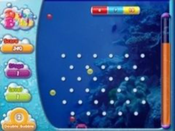 Bild zu Geschick-Spiel Double Bubble