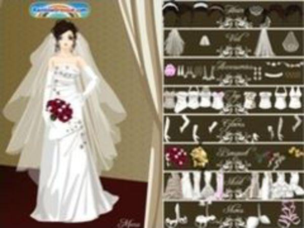 Bild zu Mädchen-Spiel Elegant Wedding