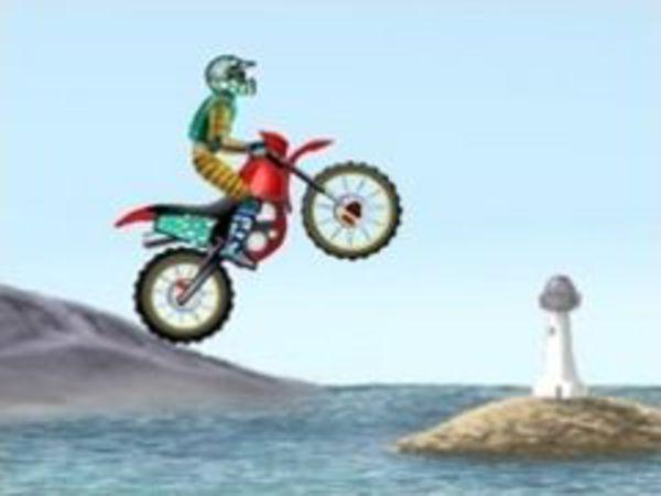 Bild zu Rennen-Spiel FMX Team