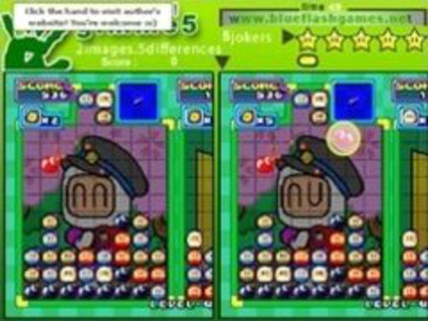 Bild zu Denken-Spiel 2 Images 5 Differences 3