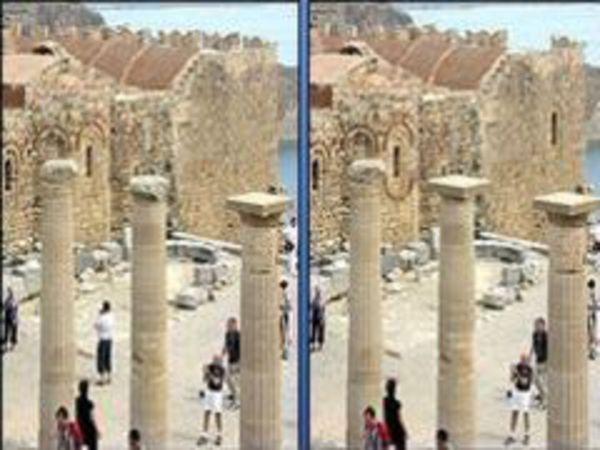 Bild zu Geschick-Spiel 2 Images 5 Differences 5