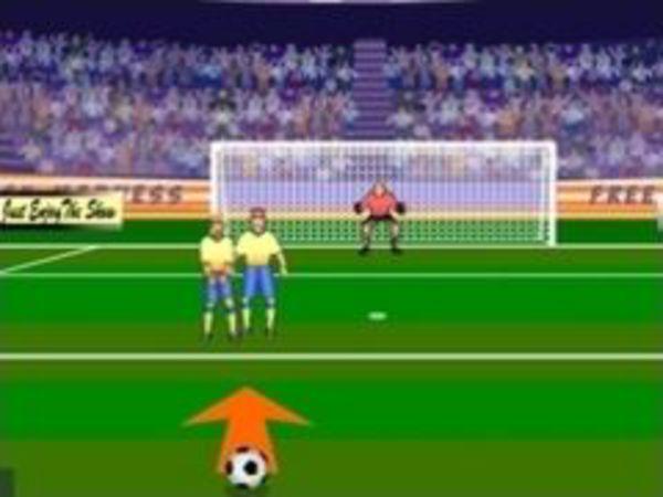Bild zu Sport-Spiel Freekick Madness