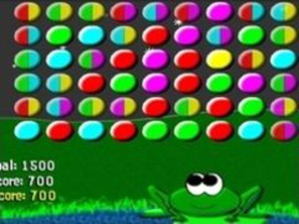 Bild zu Denken-Spiel Froggy Feast