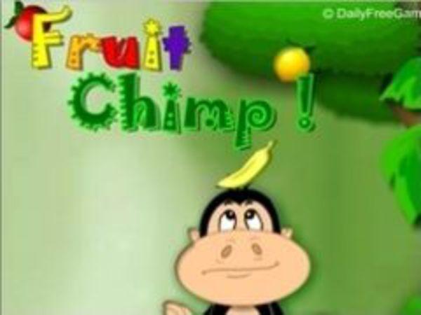 Bild zu Top-Spiel Fruit Chimp