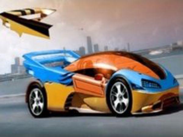 Bild zu Kinder-Spiel Future Car