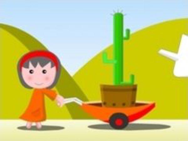 Bild zu Kinder-Spiel Garden Attack